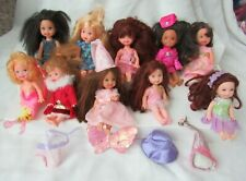 10 Kelly Club Friends Dressed Red Blonde Brown Hair African American Caucasian