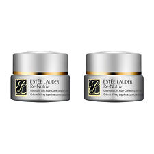 2 PCS Estée Lauder Re-Nutriv Ultimate Lift Age-Correcting Eye Crème 0.5oz, 15ml