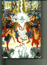 DC CRISIS ON INFINITE EARTHS HARDCOVER SLIPCASE EDITION! NM!