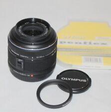 Olympus M.ZUIKO 14-42mm f/3.5-5.6 II R Lens for Micro Four Thirds (Black)
