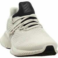 adidas Alphabounce Instinct  Casual Running  Shoes White Mens - Size 9.5 D