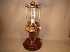 Antique Navigation Marine Nautical Pier Grand Haven Mi Lighthouse Light Bronze