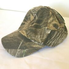 REALTREE  MOSSY OAK CAMO MESH HAT SHOOTING HUNTING CAMOUFLAGE CAP OUTDOOR  #2