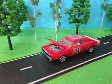ERTL 1:64 The DUKES of HAZZARD #01 General Lee1969 Dodge Charger DIECAST TOY NEW