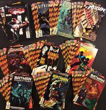 BATMAN NO MANS LAND 96 Comic Books COMPLETE STORY Harley Quinn Joker 1st BATGIRL