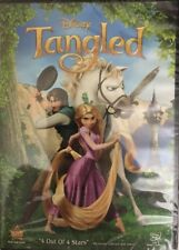 Tangled (DVD, 2011) DISNEY-RARE VINTAGE COLLECTIBLE-SHIPS N 24 HOURS