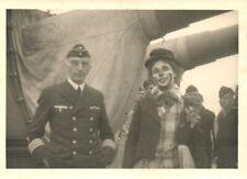 Foto, Wk2, Spass auf dem schweren Kreuzer Prinz Eugen  (N)21035
