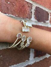 💖🌟NWT Kendra Scott Cammy Bracelet in Clear Rock Crystal Mix🌟💖