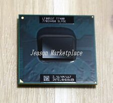 Intel core 2 duo T7400 SL9SE 2.16 Ghz / 4 m /  667  processor