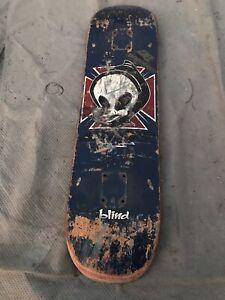 """Blind Skateboard Deck Vintage  7.75"""""""