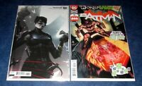 BATMAN 96 B & A FRANCESCO MATTINA JOKER WAR variant 1st app CLOWN HUNTER DC 2020