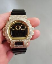 Ben Baller If and Co G shock 6900 14K Vs2-Si1 Gold and Diamonds