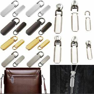 Tab for Bags Zipper Tab Pull Zip Fixer Bag Accessories Zipper Head Replacement