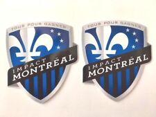 Montreal Impact Car Window Bumper Laptop iPhone Vinyl Sticker Decal