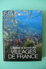 CHARMES ET SECRETS VILLAGES DE FRANCE READERS DIGEST + PARIS POSTER GUIDE