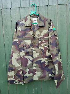 IRELAND / IRISH DEFENCE FORCES DPM SHIRT MALE SIZE XL