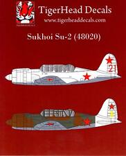 Tigerhead Decals 1/48 SUKHOI Su-2 Russian WWII Bomber
