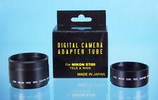 Soligor Adapter-Set Tele & Wide Converter Set Nikon 5700 52mm - (0293)