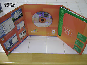 MICROSOFT WINDOWS XP HOME UPGRADE  OPERATING SYSTEM OS MS WIN =RETAIL=