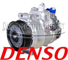 A/C Compressor w/Clutch for Land Rover LR3 & Range Rover Sport - NEW OEM