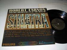 ROBERT FARNON Plays The Hits Of Sinatra PHILIPS Mono