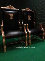 Collectors item , Tony Montana , Al Pacino , Scarface Armchair movie prop Chair