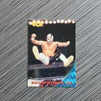 1998 Topps WCW / nWo Rey Mysterio Wrestling Card Rey Mysterio WWE WWF Rookie RC