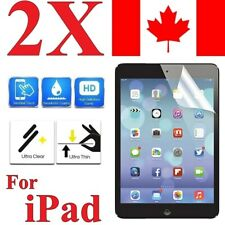 [2 Pack] - Screen Protector Cover for iPad 9.7 12.9 Air 4 Mini 2 3 4 5 10.2 10.5