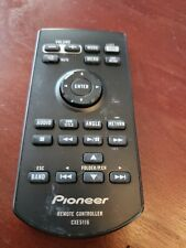 CXE5116 Car Audio Navigation Remote w/ DVD Control