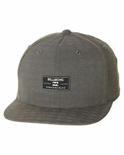 BILLABONG Submersibles 110 Flexfit Snap Back Cap. One Size. NWOT. RRP $39.99.