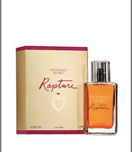 Victoria's Secret Rapture Cologne Parfume 1.7 fl.oz 50 ml 2020 Fragrance Release