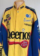 Cheerios Men's Jacket JH Design Racing NASCAR Richard Petty Multi-Color Size 4XL