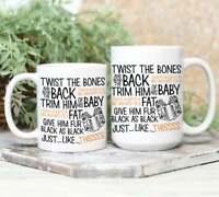 Hocus Pocus Mug Halloween Mug Twist The Bones Spell Halloween Gift Fall Mug