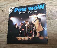 # CD single POW WOW Devenir cheyenne Vandon 1992 NEUF SCELLÉ