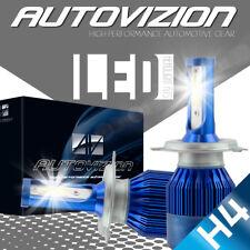 AUTOVIZION LED HID Headlight kit H4 9003 White for 1993-1997 Honda Civic del Sol