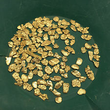 5 lb Gold Paydirt Unsearched & Gold Added Panning Flake Nugget Motherload