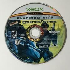 Counter Strike Xbox Great Condition (Loose)