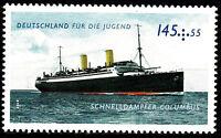 2812 postfrisch BRD Bund Deutschland Briefmarke Jahrgang 2010