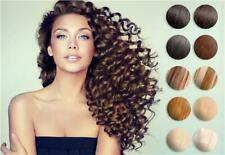 Super silky Curly  Clip in Extensions Full Head Set| 100% Human Hair Extensions