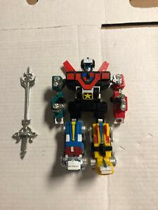 "Vintage W.E.P. LJN Toys VOLTRON 7"" Figure w/ Sword"