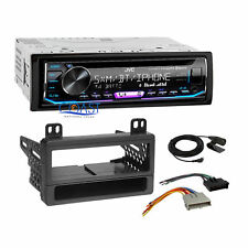 JVC Car Radio SiriusXM Bluetooth Dash Kit Harness For 95-98 Ford Mazda Mercury