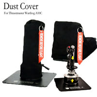 Simulated Joystick Cloth Dust Cover For Thrustmaster Warthog A10C Parts YUP