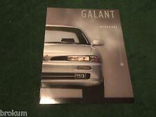 1995 MITSUBISHI GALANT 16 PAGE SALES BROCHURE MINT ORIGINAL (BOX 612)