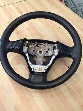 Mazda 3 BK Sport Active 2006 Lenkrad Lederlenkrad Multifunktion 04040200