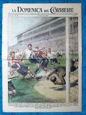 La Domenica del Corriere 27 novembre1949 Tottenham - Filippine - Barbablù