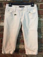MARC by MARC JACOBS Jeans Low Rise Skinny Crop Women's Sz 26 Debbie 004 Stretch