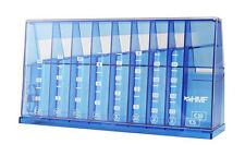 HMF 4710-05 Münzsortierer 24 x 12 x 5 cm, Blau
