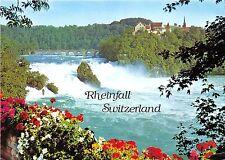 BG28246 rheinfall mit schloss laufen   switzerland