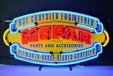 Mopar Vintage Parts Neon Sign