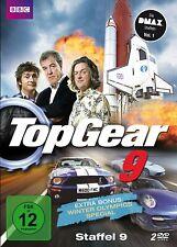 Top Gear - Staffel Season 9 - DMAX DVD Jeremy Clarkson BBC
